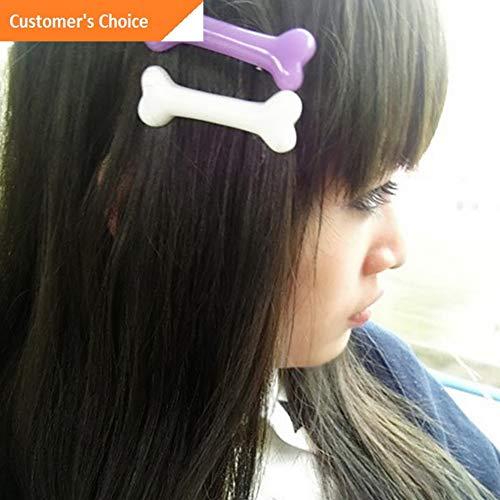 Hebel Colorful Fashion Women Girl Dog Bone Hair Clips Hairpin Head wear Barrette CN | Model HRPN - 5242 |]()