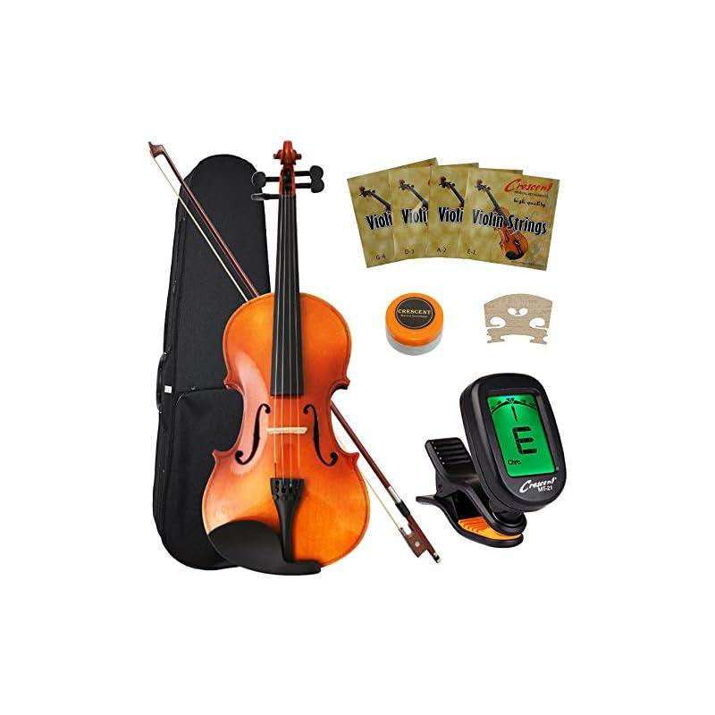 Crescent 4/4 Full Size Student Violin St