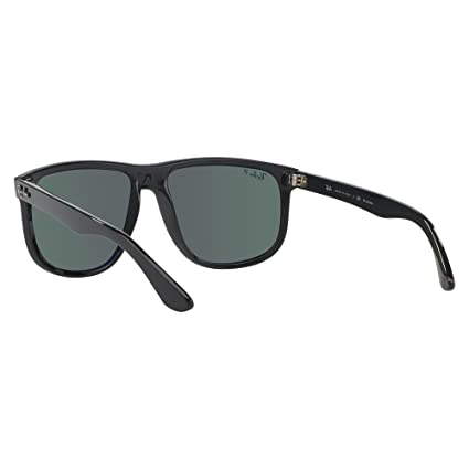 Amazon.com: Ray-Ban - RB 4147, Oversize, propionate, men, BLACK BROWN/BROWN SHADED(6095/85), 60/15/145: Clothing