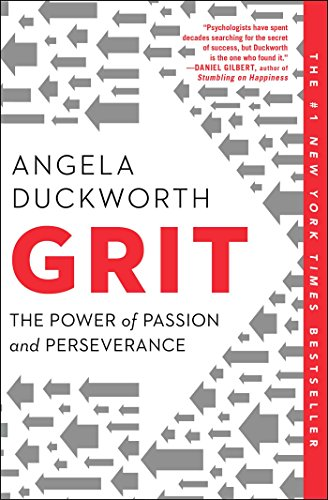 (Grit: The Power of Passion and Perseverance)
