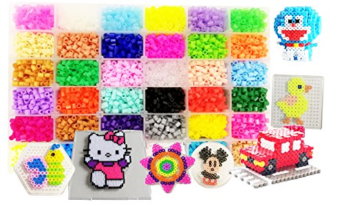 Halloween Perler Bead Designs - Vytung Fuse Beads Kit-10000 pcs 36