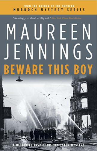 Beware This Boy (Detective Inspector Tom Tyler Mystery Book 2)