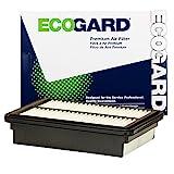 ECOGARD XA10578 Premium Engine Air Filter Fits Hyundai Elantra 2.0L 2017-2020, Kona 2.0L 2018-2021, Kona 1.6L 2018-2021, Elantra GT 2.0L 2018-2020, Elantra 1.6L 2017-2020, Veloster 2.0L 2019-2021