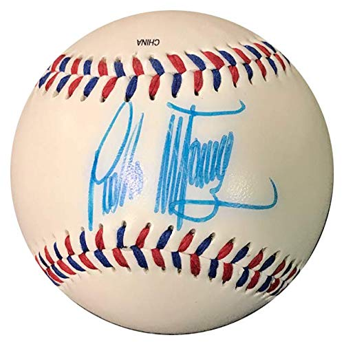 Pedro Martinez Autographed 1999 All Star Game Replica Baseball (JSA) (Pedro Martinez Autographed Baseball)
