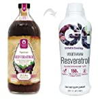 Genesis Today RESVERATROL Highly Absorbable Liquid Dietary Supplement – 32oz Bottle