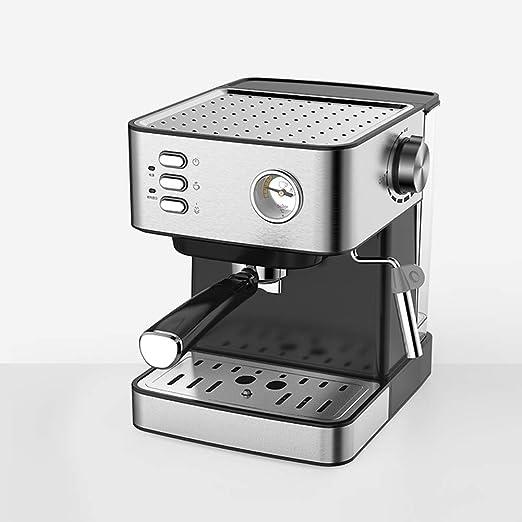 Máquina de espresso, Cafetera Espresso Steam & Pump 20 bar ...