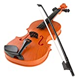 Hey! Play! 80-HM-336840 Musical Toy Violin with Bow Battery-Operated by