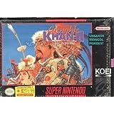 Genghis Khan II: Clan of the Gray Wolf - Nintendo Super NES
