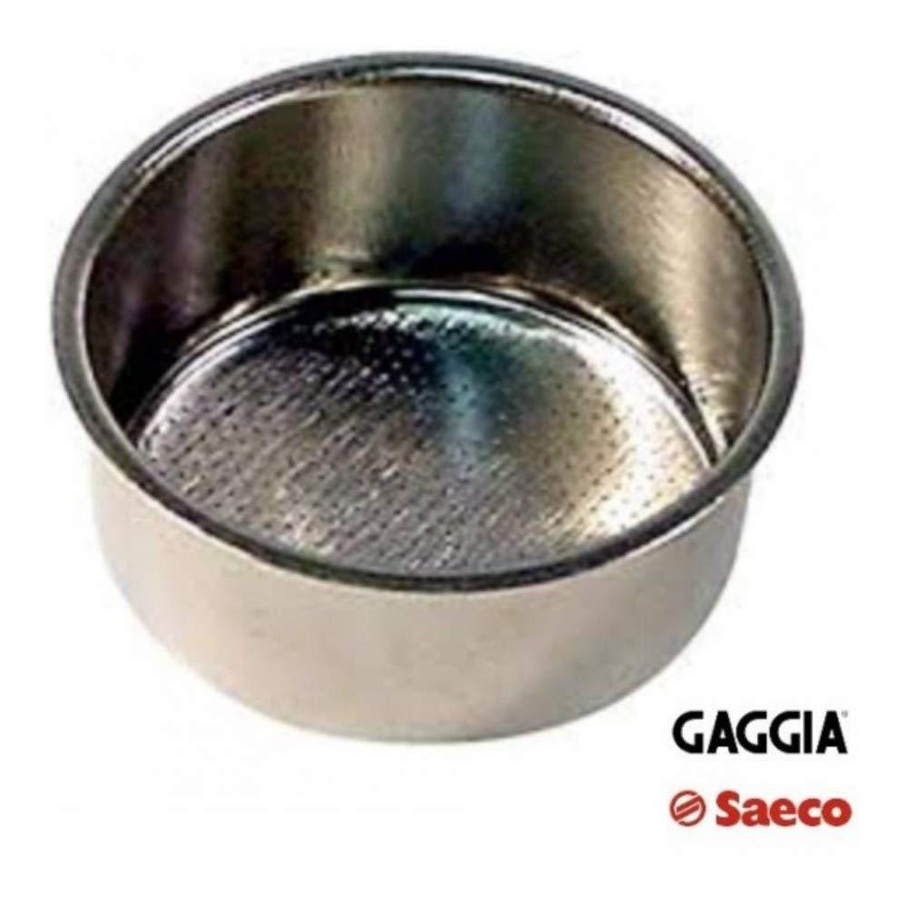 Filtro para cafetera Saeco Gaggia 2 Tz 60 mm Poemia Via Veneto ...