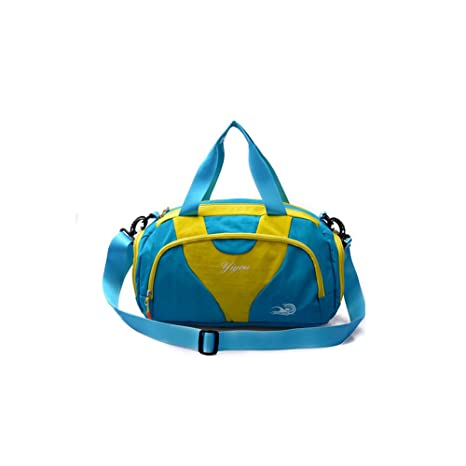 71ea9b6cf01f Image Unavailable. Image not available for. Color  Swim Bag Duffle Travel  Sports Gym Waterproof with Dry Wet Area Shoes Compartment