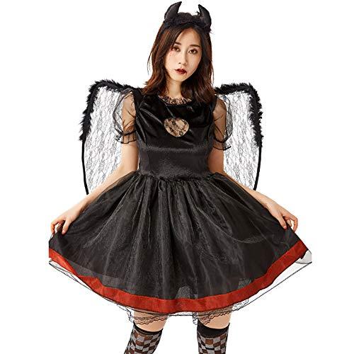 Fallen Angel Dress Costume Halloween Costumes