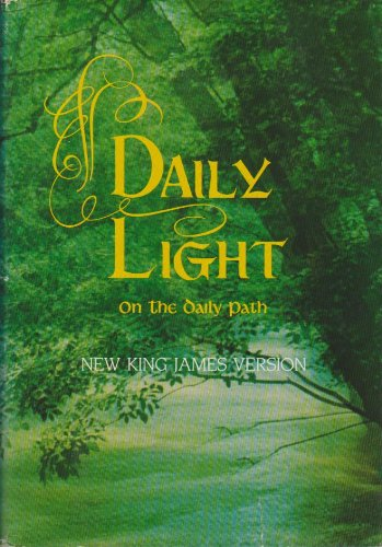Daily Light On Daily Path - 7