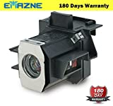 Emazne ELPLP35/V13H010L35 Projector Replacement Compatible Lamp With Housing Work For Epson CINEMA 550 Epson V11H223020MB Epson EMP TW520 Epson EMP TW600 Epson EMP TW620 EMP TW680-180 Days Warranty