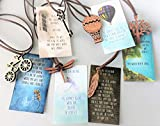 Smiling Wisdom - Student Classroom Appreciation Gifts from Teachers - Encouraging Empowering Inspiring Notes - Students, Sorority Sisters, Groups, Teams, Girls, Boys, Teens - Inexpensive Bulk Gifts