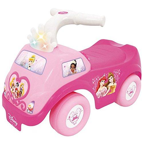 Kiddieland Toys Limited Girls Disney Light n' Sound Princess Activity Ride-On (Princess Activity Ride On)