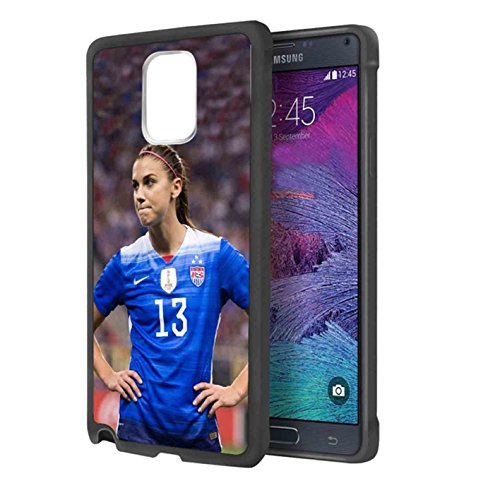 Uswnt Alex Morgan Phone Case For Ipod 5 - Black Plastic AA