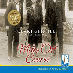 Miles off Course Audiobook