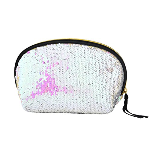 Lavany Bag Women Bag Pink Wallet Women Color for Zipper Sequins Double Handbag Cluthes drrOXxqAwW