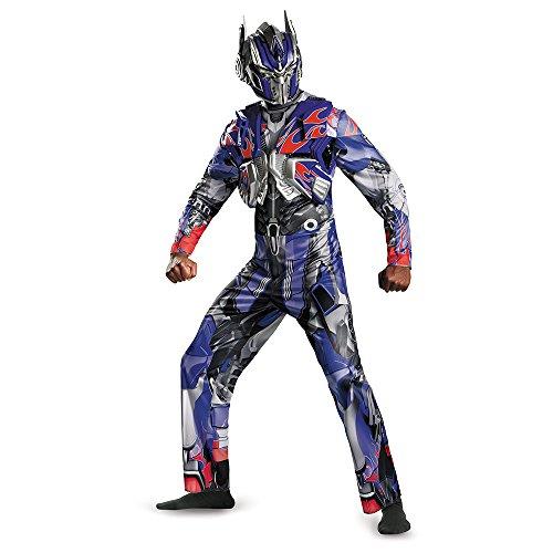 Disguise Hasbro Extinction Optimus Costume