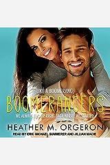 Boomerangers Audio CD