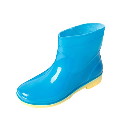 f139923288aed Xinwcang Stivali di PVC da Lavoro Unisex - Adulto