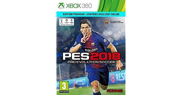 PES 2018 Premium D1 Edition [Importación francesa]: Amazon.es ...