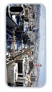 case fun covers sapporo japan PC White Case for iphone 5/5S