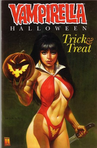 Vampirella Halloween Trick & Treat (Comic Book) -