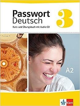 Book Passwort Deutsch: Kurs- Und Ubungsbuch 3 MIT Audio-cd by Ulrike Albrecht (2013-11-19)
