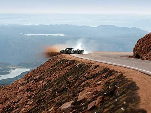 At the Peak - Car Gymkhana