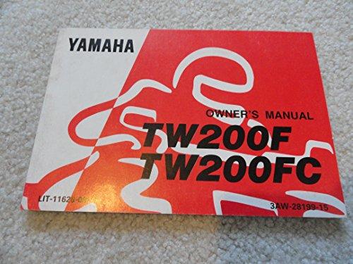 Yamaha Tw 200 - 8