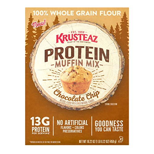 Top 10 recommendation muffin mix whole grain 2020