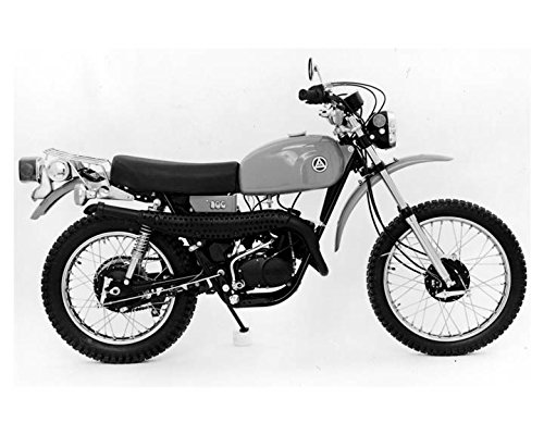 1976 Hodaka Road Toad 100 Photo Poster, used for sale  Delivered anywhere in USA