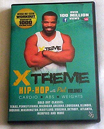 Amazon com: Xtreme Hip Hop with Phil - Cardio, Abs, Weight