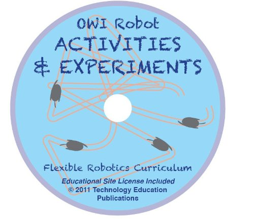 OWI OWI-EXP Robots Activities and Experiments Curriculum