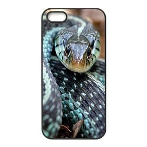 Snake Custom Cover Case for Iphone 5,5S,diy phone case ygtg533130
