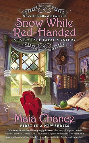 book cover of Snow White Red-handed