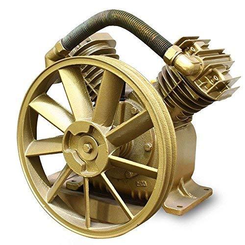 [해외]Ccast 아이언 펌프 트윈 실린더 공기 압축기 V 펌프 5HP - 5.5HP 전기 모터 17.5 CFM 145 PSI / Ccast iron pump TWIN CYLINDER AIR COMPRESSOR V PUMP 5HP - 5.5HP ELECTRIC MOTOR 17.5 CFM 145 PSI