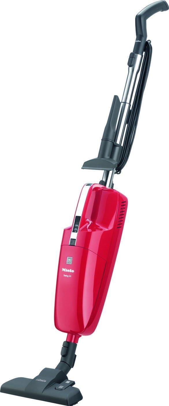 Miele aspiradora Swing H1 EcoLine rojo Chili 2.5 Litro 550 Watt: Amazon.es: Hogar