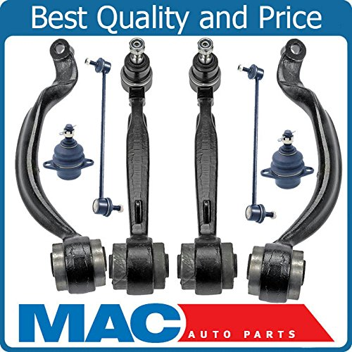 CONTROL ARMS BALL JOINTS SWAY BAR LINKS SUSPENSION KIT 03-11 LAND RANGE ROVER ()