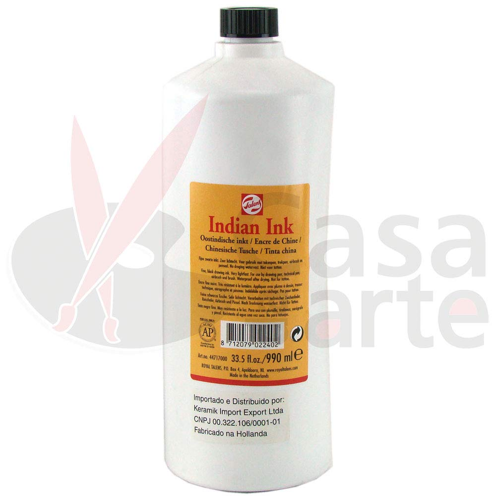 Indian Ink 990ml - Talens
