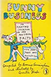 img - for Funny Business (Puffin Books) book / textbook / text book