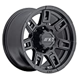 vehiculos toyota - Mickey Thompson Sidebiter II Wheel with Satin Black Finish (16x8
