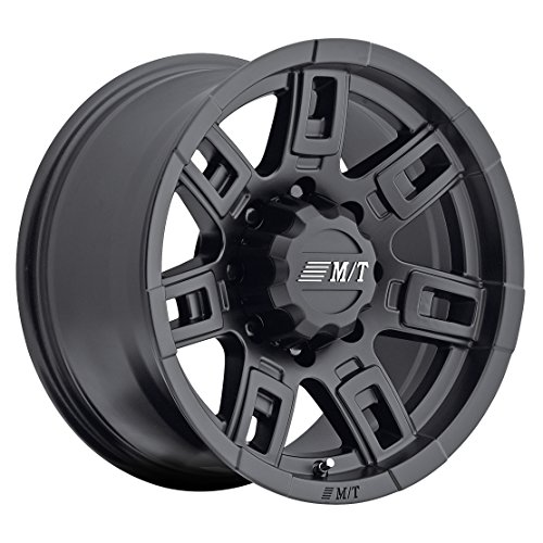 - Mickey Thompson Sidebiter II Wheel with Satin Black Finish (16x8