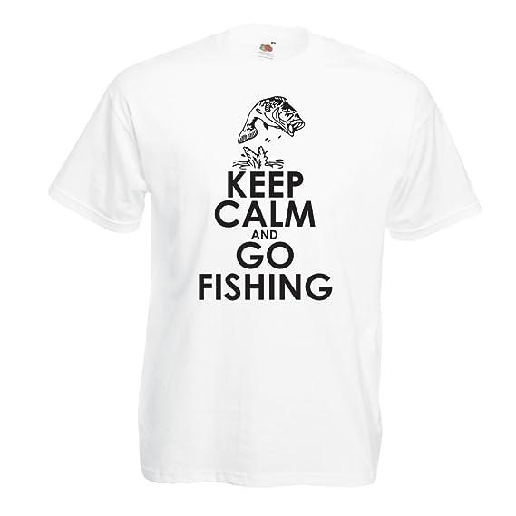 lepni.me Camisetas Hombre Ropa de Pesca, Regalo Gracioso Pescador, Citas de Humor: Amazon.es: Ropa y accesorios