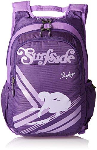 Skybags Polyester 30 Ltrs Purple Laptop Bag (LPBPBLFS5PPL)