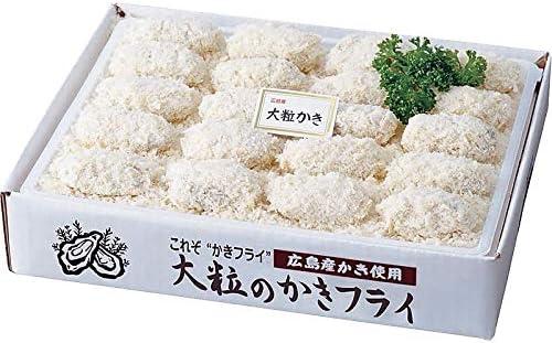 広島産 大粒のかきフライ