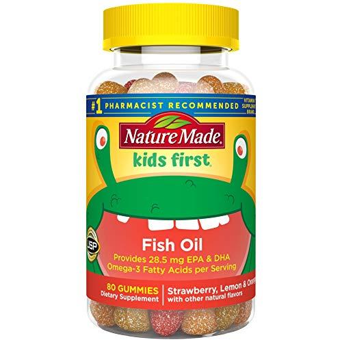 Nature Made Kids First