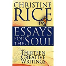 Essays for the Soul: Thirteen Creative Writings
