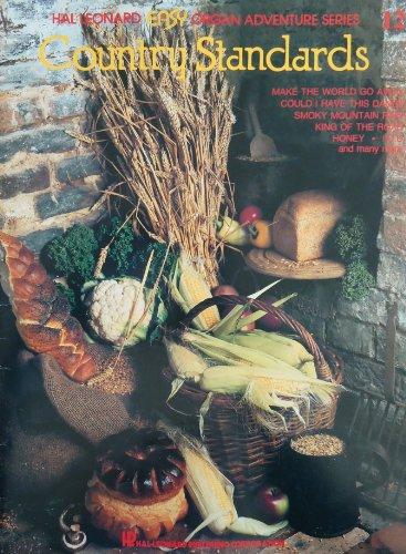 (Hal Leonard Easy Organ Adventure Series (Country Standards) Book 12)